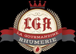 logo de Gourmandine Rhumerie