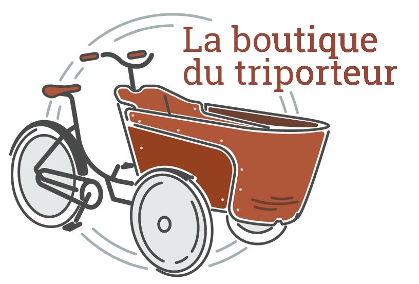 logo de la Boutique du Triporteur