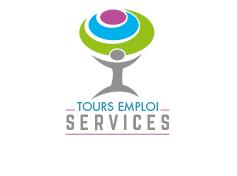 logo de Tours Emploi Services